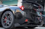 Kolfiber GT Racing spoiler till Ferrari 458 Italia