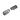 Kolfiber Grill med mattsvarta ribbor till BMW 2-Serie, F87 M2, F22 och F23